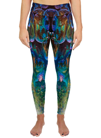 Theory Of Droplet Dimensions Active Leggings