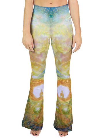 Duality of Man Bell Leggings