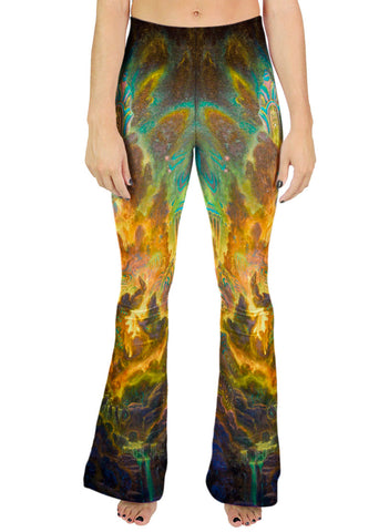 Misty Mountain Bell Leggings