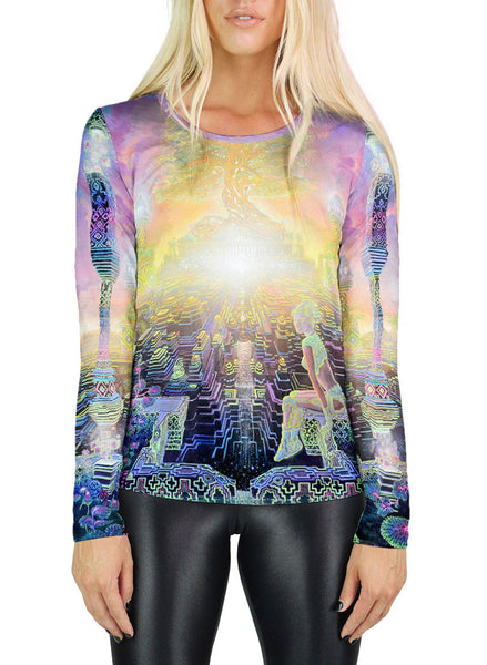 Eden Womens Long Sleeve