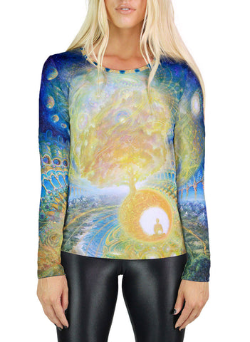 Duality Of Man Womens Long Sleeve