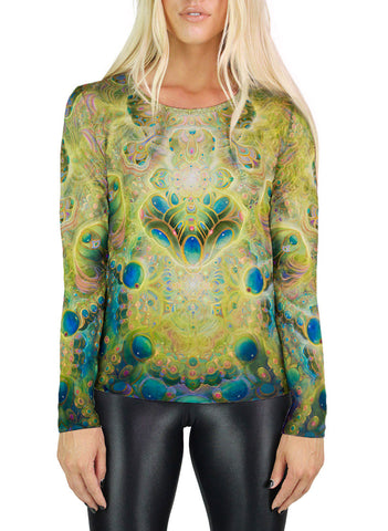 Compoundable Bliss Womens Long Sleeve