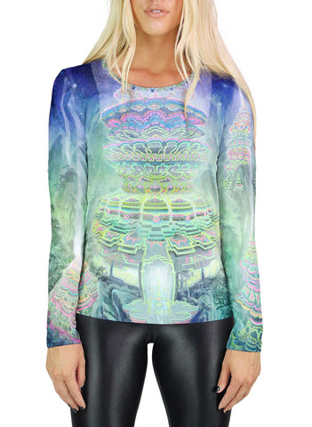 Manifestination Womens Long Sleeve