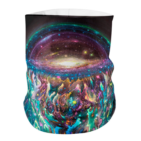 Galactic Jelly Face Shield