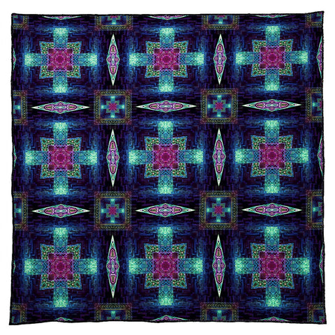 I'Ve Been There Pattern Bandana