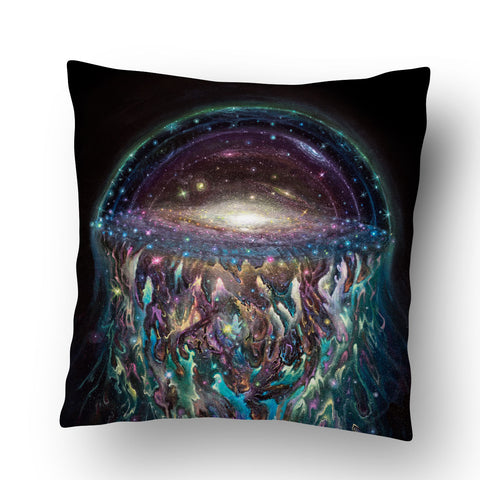 Galactic Jelly Pillow