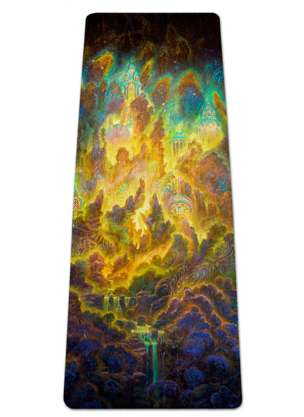 Misty Mountains Yoga Mat