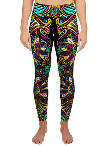 Spring Active Leggings