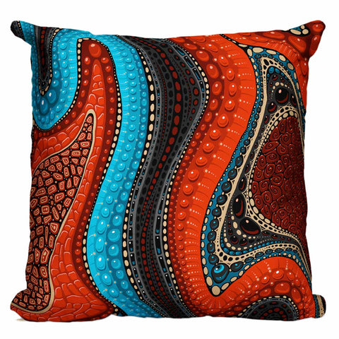 Mindbender Pillow