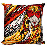 Serpent Mother Pillow