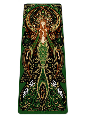 Mermaid Yoga Mat