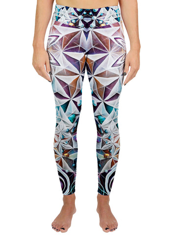 Sacred Mirror Active Leggings