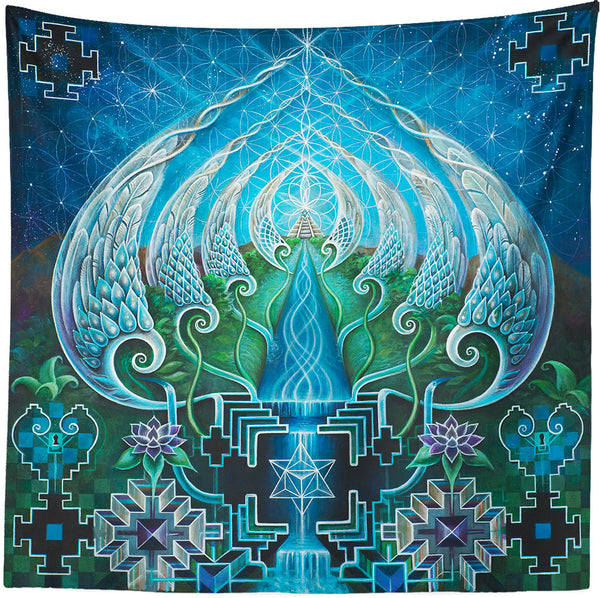Gateways to Consciousness Tapestry