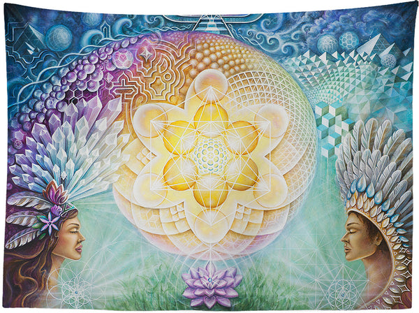 Heart Of The Mirror Tapestry
