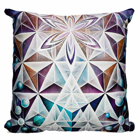Sacred Mirror Pillow