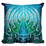 Gateways To Consciousness Pillow