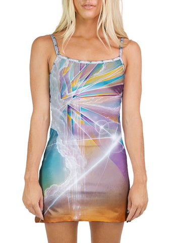 Station to Station MINI DRESS