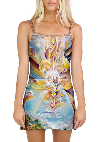 Apotheosis Of Hope Mini Dress