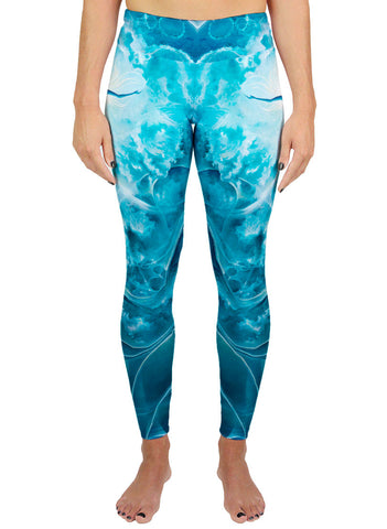 Birth Of Venus Active Leggings