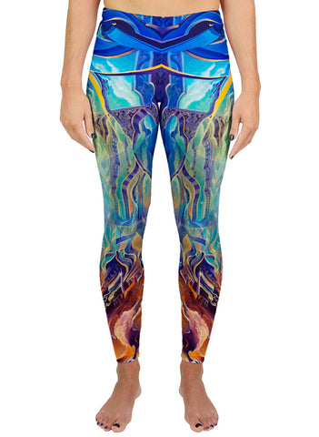 Myth of Freedom ACTIVE LEGGINGS