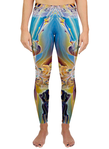 Apotheosis Of Hope Active Leggings