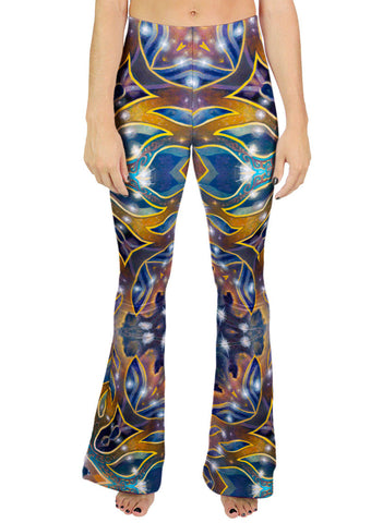Pyramid Eclipse Bell Leggings