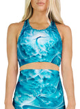 Birth of Venus RACERBACK CROP
