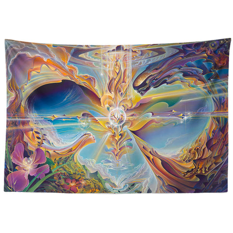 Apotheosis Of Hope Tapestry