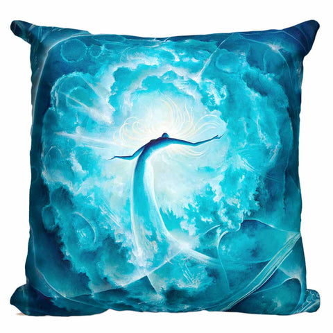 Birth Of Venus Pillow