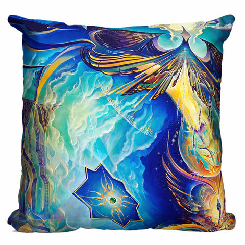 Myth Of Freedom Pillow