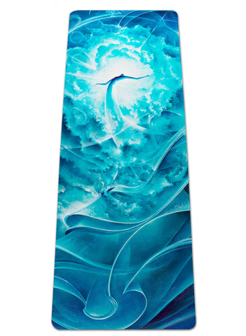 Birth of Venus Yoga Mat