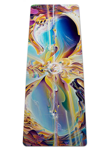 Apotheosis of Hope Yoga Mat