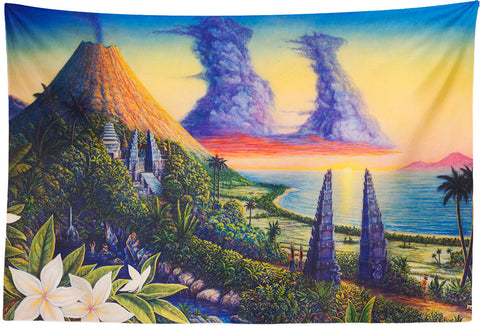 Morning of the World Tapestry