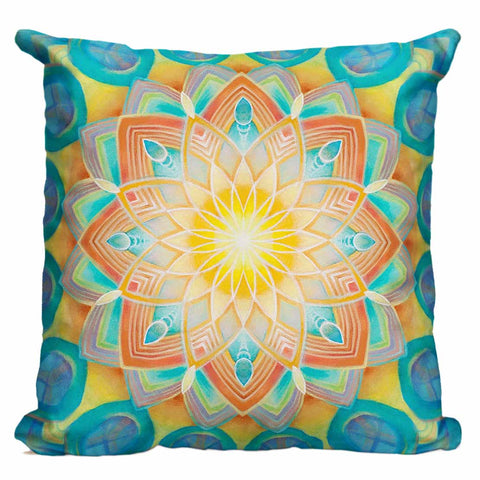 Union Mandala Pillow