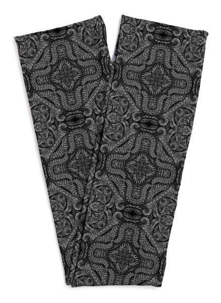 Fawkes Scarf - Black & White