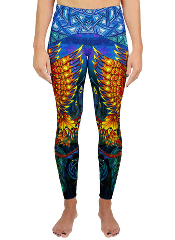 The Phoenix Active Leggings