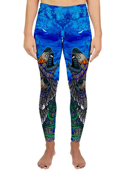 WOLF SONG Active Leggings