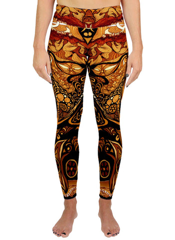 Northern Exposure Active Leggings