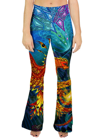 The Phoenix Bell Leggings