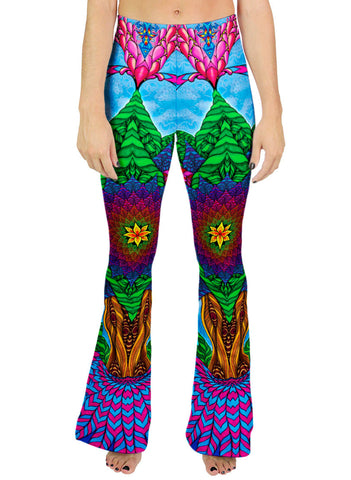 TREE OF LIFE Bell Leggings