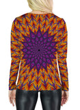 Phoenix Vortex Womens Long Sleeve