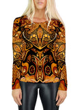 Northern Exposure Womens Long Sleeve