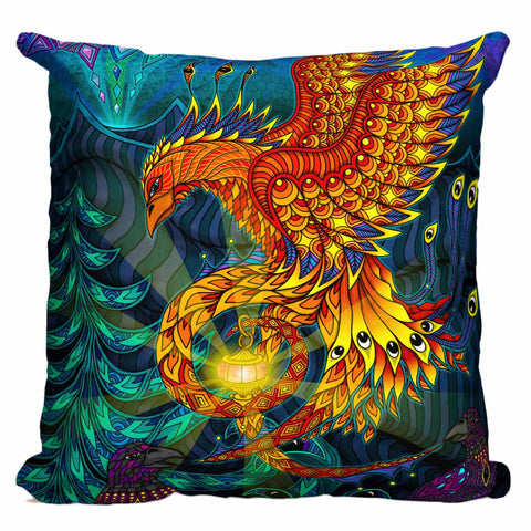 The Phoenix Pillow