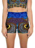 OWL EYES Active Shorts