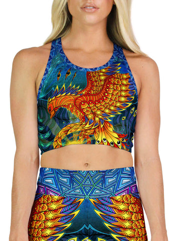 The Phoenix Racerback Crop