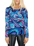 Wowza! Womens Long Sleeve