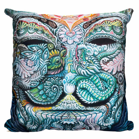 Fawkes Pillow