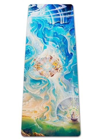 Birth Of A Star Yoga Mat