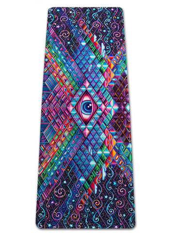Calibration Station Yoga Mat