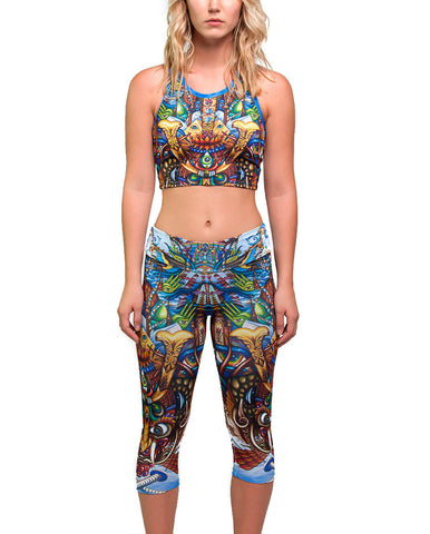 Guardian ACTIVE CROP LEGGINGS